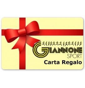 Carta regalo Giannonesport